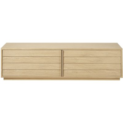 2-Door TV Unit Sand
