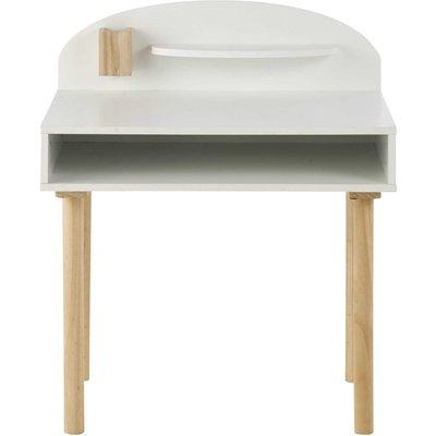 Children's White Desk Nuage
