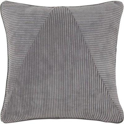 Printed Brown Cushion Cover 40x40