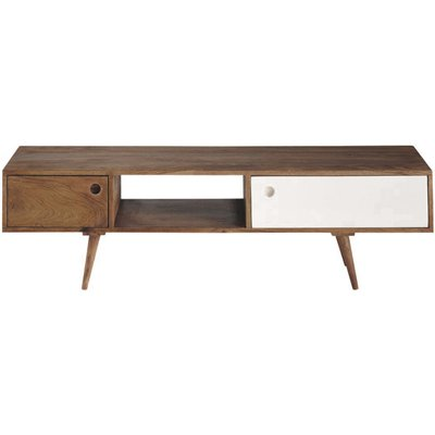 Sheesham wood vintage TV unit Andersen
