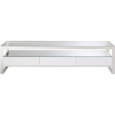 Steel and Glass TV Unit Strada