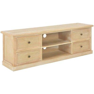 TV Cabinet 120x30x40 cm Wood - VIDAXL