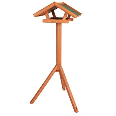 Standing Bird Feeder Natura 46x22x44 cm Brown 5570 - Trixie