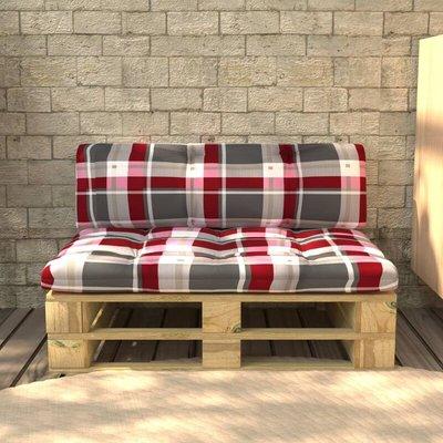 vidaXL Garden Pallet Bench Wood - Brown
