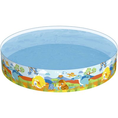 Bestway Dinosaur Fill 'N Fun Pool 55001
