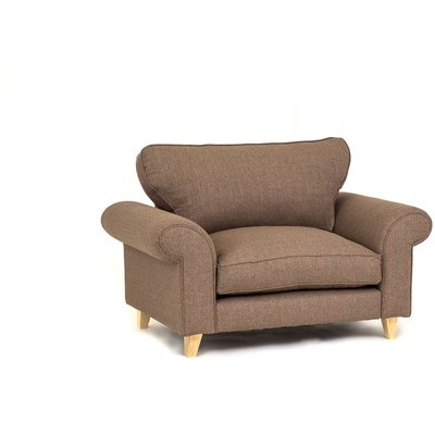 Angie Cuddle Chair - Sand - color Sand