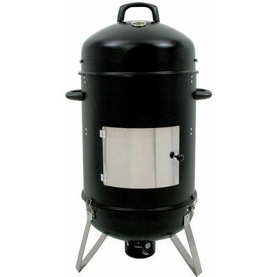 'Hickory' smoking barrel , Ø 46 cm smoking oven, smoker barrel - Bbq-toro
