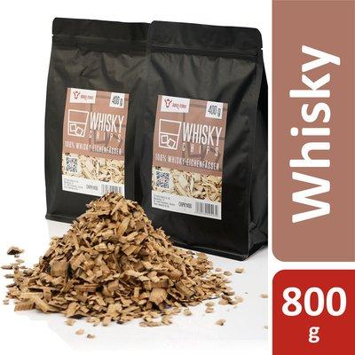 Whisky Smoker Chips Whisky smoke chips   800 g   wood chips for smoking - Bbq-toro