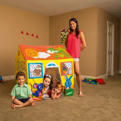 Bestway 52007 Children's playhouse for indoors and outdoors