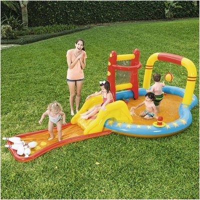 Lil' Champ Paddling Pool Play Centre - Bestway