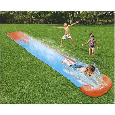 H2O GO! 16 Foot Single Water Slide - Bestway
