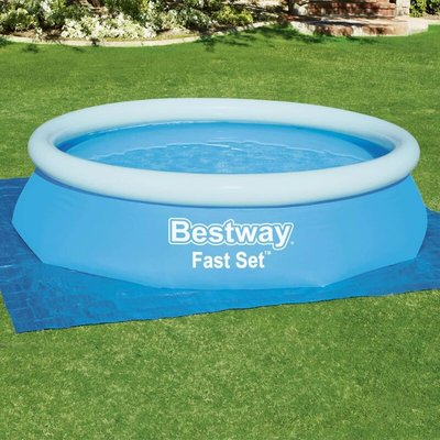 Pool Ground Cloth Flowclear 335x335 cm - Bestway