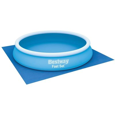 Pool Ground Cloth Flowclear 396x396 cm - Bestway