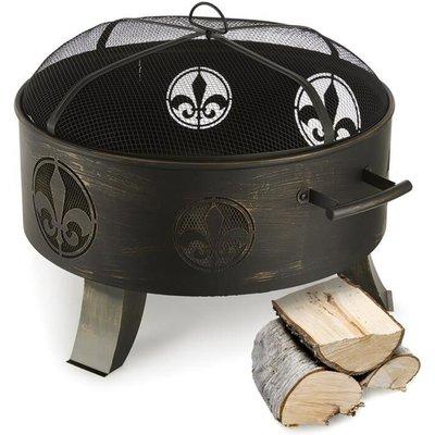 Versailles Fire Bowl Fire Pit - Blumfeldt