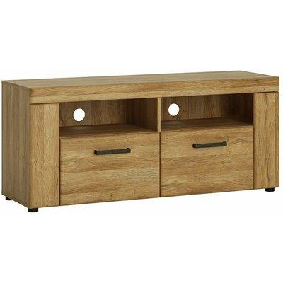 Bold 2 Drawer Tv Cabinet