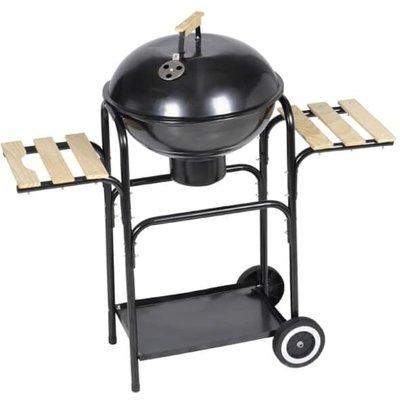 Zqyrlar - Charcoal Kettle Barbecue Louisiana - Black