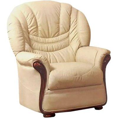 Designer Sofas 4 U - Colorado Genuine Italian Sofa Armchair Leather