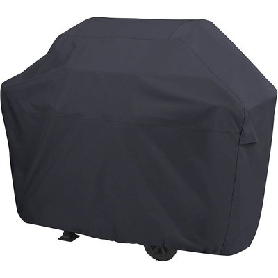 Cover for gas barbecue, Black - XL