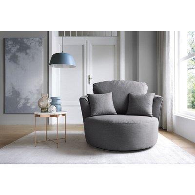 Darcy Swivel Chair - color Dark Grey