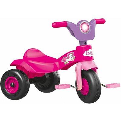 Charles Bentley - Dolu My First Pedal Ride On Trike Pink - Pink