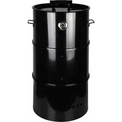Esschert Design Barrel BBQ Smoker L FF429
