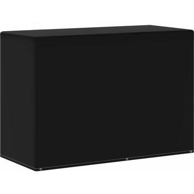 Garden Furniture Cover 6 Eyelets for Gas BBQs 180x80x125 cm - VIDAXL