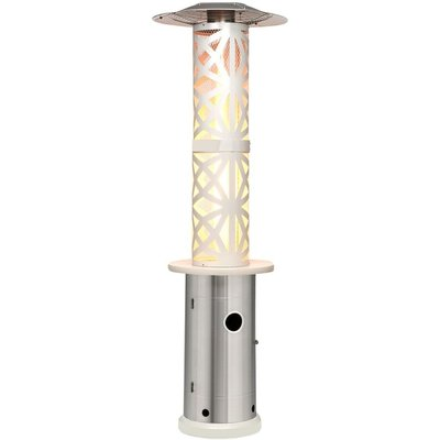 Goldflame Style, Patio Heater, 11.2 kW, 360