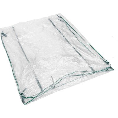 Greenhouse Cover Plant Protection Pvc Transparent Garden Greenhouse Anti Frost Ice Anti Insect Rodent Holster - TEMPSA