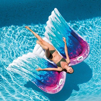 Pool Float Angel Wings Mat 58786EU - Intex