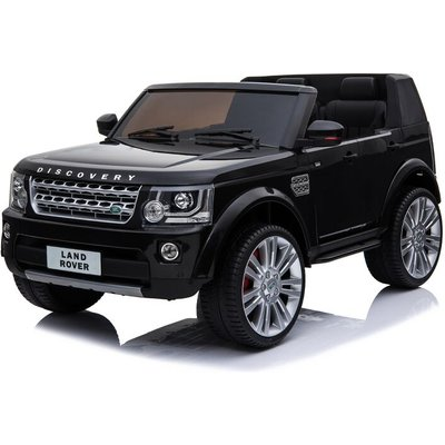 Land Rover Range Rover - Kids Electric Ride On Car Land Rover Discovery Twin Seat Black