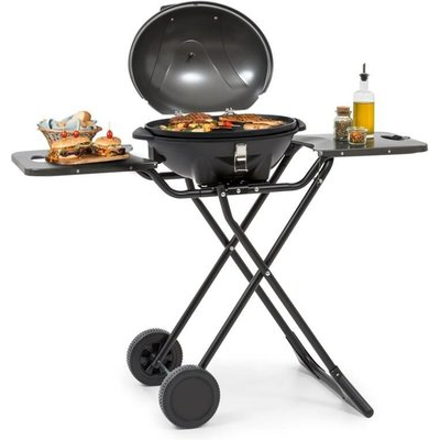 Tafelspitz Electric Grill 1600W Non-Stick Coating Foldable Mobile