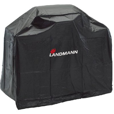 Basic BBQ Barbecue Cover - 130 x 110 x 60cm - Landmann
