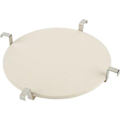 Deflector/Pizza Plate 47.5 cm White 15900 - White - Landmann