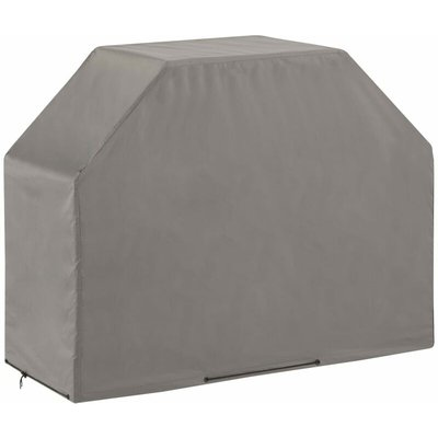 Barbecue Cover 126x52x101cm Grey - Madison