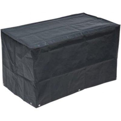Zqyrlar - Nature Garden Furniture Cover for Gas BBQs 103x58x58 cm - Black