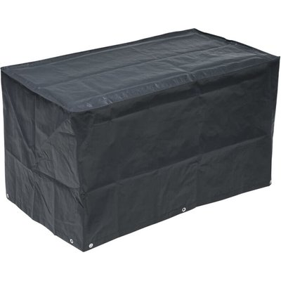 Nature Garden Furniture Cover for Gas BBQs 180x125x80 cm - Black