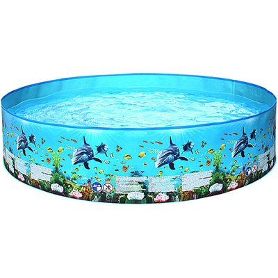 Augienb - Non-Inflatable Swimming Pool Outdoor House Paddling Pool