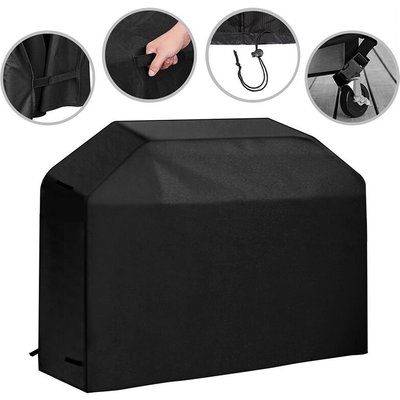 Outdoor BBQ Cover Rain Snow Protect Barbecue Garden Grill Gas Covers,XXL - LIVINGANDHOME