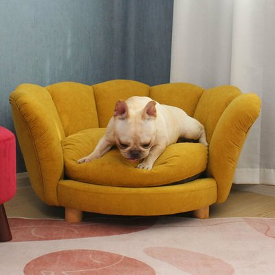 Pet Sofa Chair Dog Puppy Cat Kitten Soft Couch Bed Mat Cushion Home House - LIVINGANDHOME