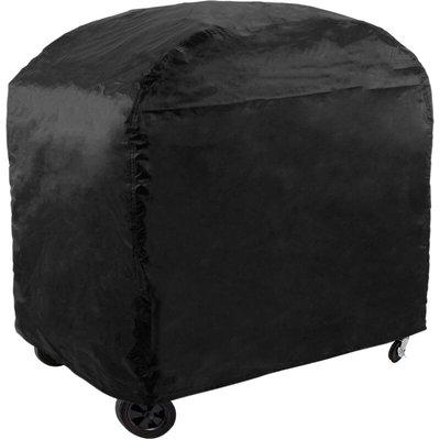 BBQ cover 170 x 61 x 117 cm rectangular. Waterproof barbecue protective cover - Primematik