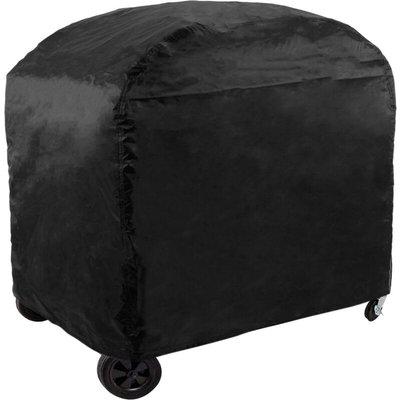 BBQ cover 190 x 71 x 117 cm rectangular. Waterproof barbecue protective cover - Primematik