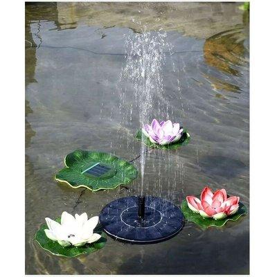 Solar Fountain with Battery, 1.5W Outdoor Garden Fountain, Water Fountain, Garden Decor, Mini Water Pump, Solar Pump with Battery, Outdoor Pond Pump,