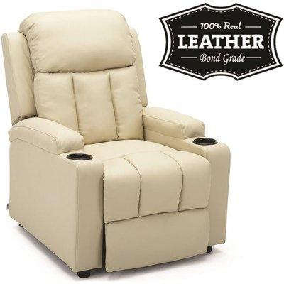Studio Recliner Chair - Cream