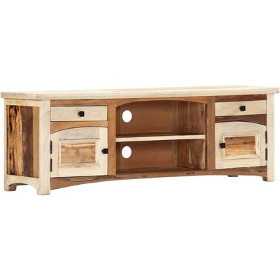 Vidaxl - TV Cabinet 120x30x40 cm Solid Reclaimed Wood