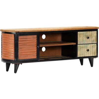 Vidaxl - TV Cabinet 120x30x45 cm Solid Reclaimed Wood