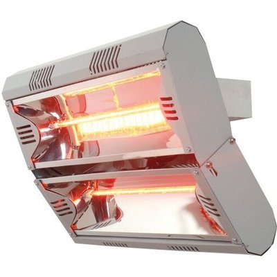 Vent Axia - Vent-Axia Vari4000 4kW 240V Infra Red Patio Heater - 447603