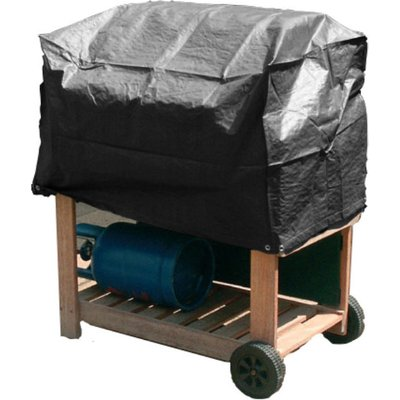 XL Weather Proof Outdoor BBQ Cover - GROUNDLEVEL