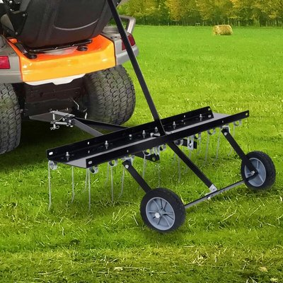 Scarifier for Ride-on Mower 100 cm - Youthup