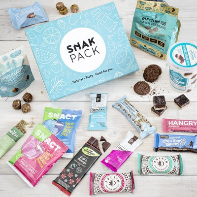 Gluten Free Delux, Luxury Snack Gift Collection