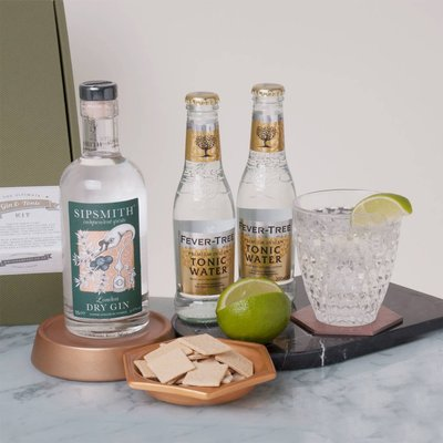 Ultimate Gin And Tonic Kit
